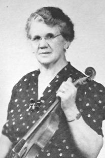 Mrs. Sarah Gray Armstrong